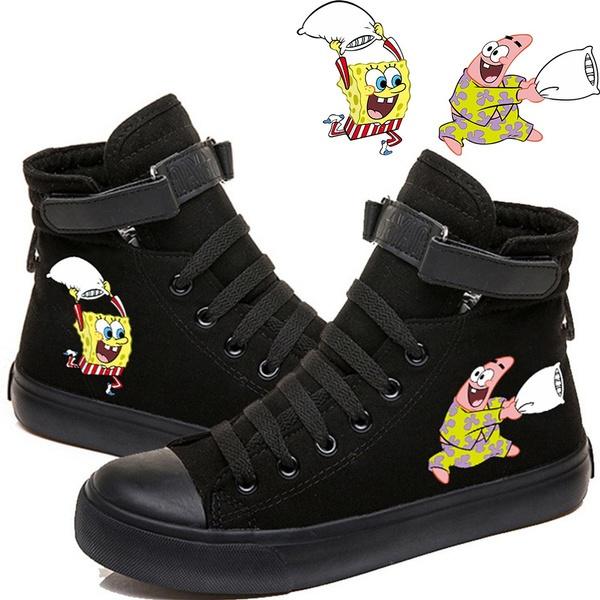 Sneakers, spongebobshoe, shoes for womens, Sponge Bob