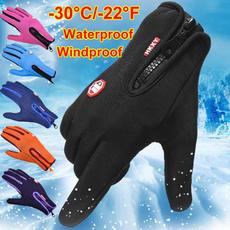 Touch Screen, Winter, Waterproof, unisex