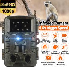 trailcamera, Outdoor, 1080pwaterproofcamera, Hunting