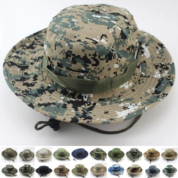 Boonie Hat, campingampampamphiking, camping, Hunting
