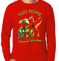 Fashion, Shirt, ml, Dinosaur