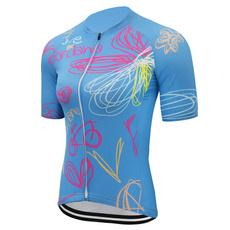 Summer, Shorts, Bicycle, Shirt