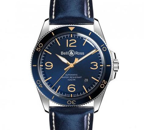 Chronograph, watchformen, quartz, Bell