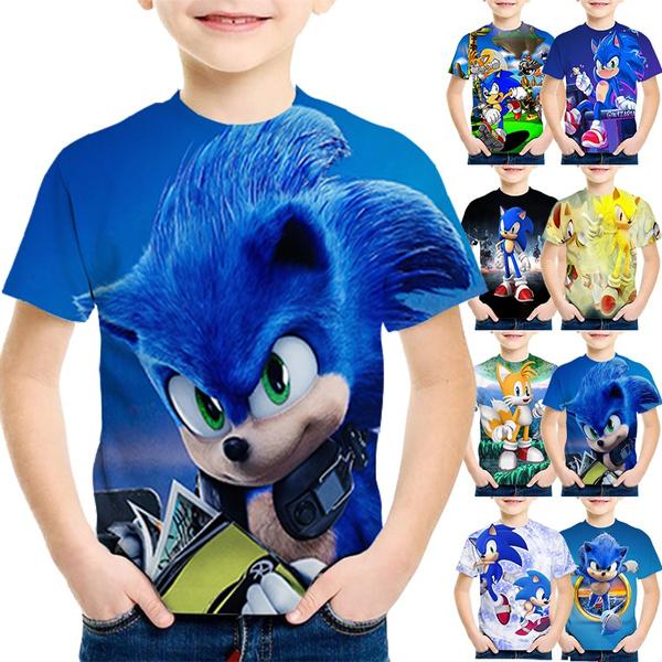 sonic, sonictshirt, Shirt, Sleeve