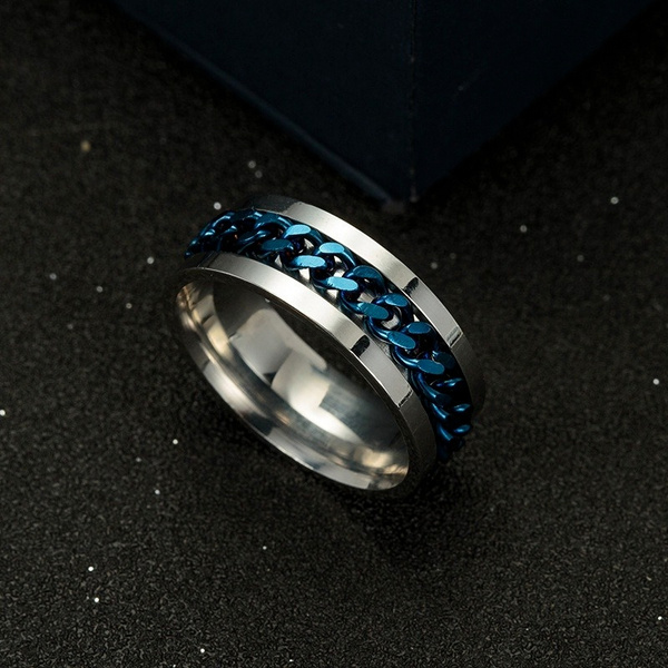 Steel, Men, Jewelry, Chain