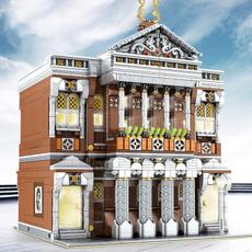Toy, streetviewmodelbrick, Concerts, buildingmodelbrick