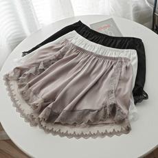 Leggings, Shorts, Lace, pants