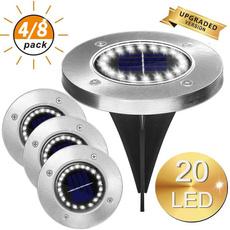 Decor, solarpoweredgadget, waterprooflight, yardlight