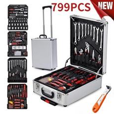 wrenchkit, case, ratchetstoolbox, Aluminum