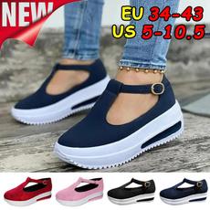 Wedge Sandals, beach shoes, Plus Size, antislip