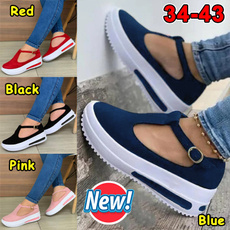 casual shoes, wedge, shakeshoe, Sandals