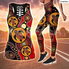 Summer, Vest, Fashion, art