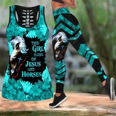 Vest, Fashion, Yoga, softlegging
