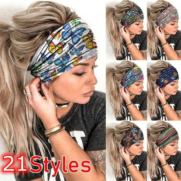 butterfly, extrawideheadband, Head, Fashion