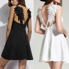 Summer, slim, Lace, Angel