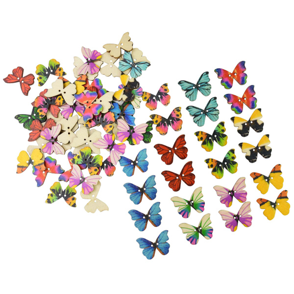 handcrafttool, sewingbutton, accrssorie, butterfly