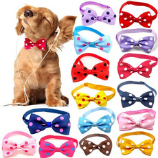 Adjustable, Jewelry, bow tie, polka dot