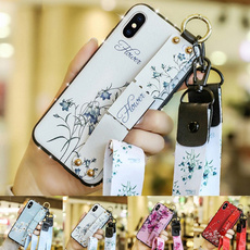 IPhone Accessories, case, Flowers, softtpubackcase