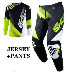 Set, pants, Neon, Жовтий