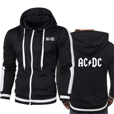 casual coat, hooded, Hoodies, Sleeve