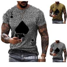 Mens T Shirt, Short Sleeve T-Shirt, #fashion #tshirt, Summer