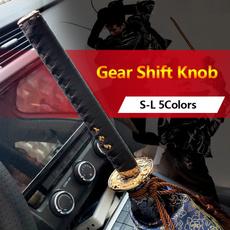 gearshiftknob, metalshiftknob, samuraiswordhilt, weightedshiftknob