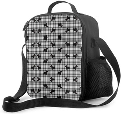 plaid, coolerbag, Office, Bags