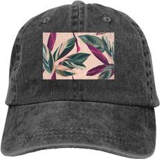 pink, ballcapsformen, blackcap, Floral