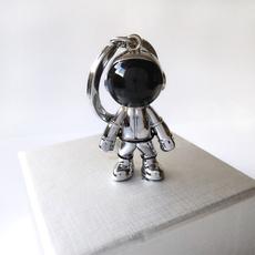 personalitycouple, Key Chain, Jewelry, spaceman