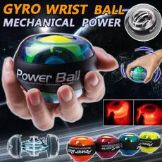 Ball, led, Fitness, gyro