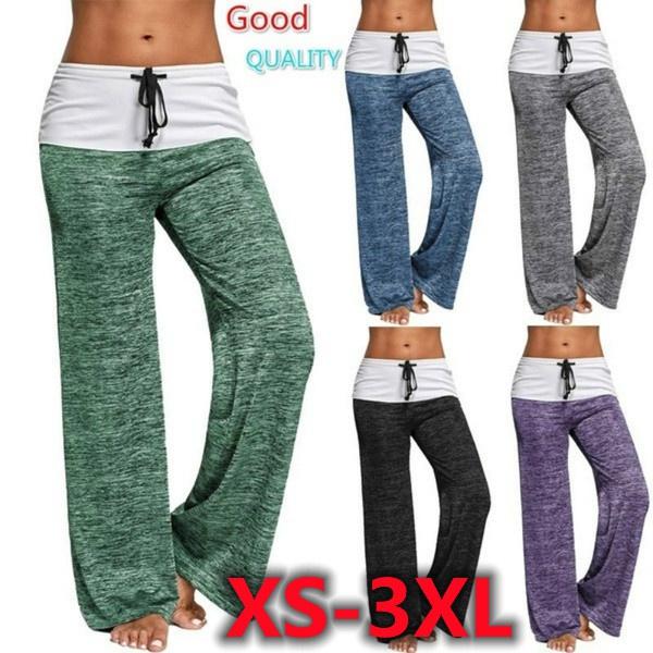 palazzopant, Yoga, pants, yoga pants