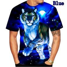 Summer, Fashion, 3dmentshirt, 3dprintingtshirt
