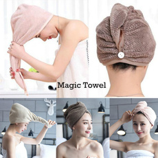 towelhair, fastdrying, Head, quickdrytowel