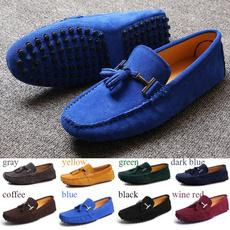 casual shoes, non-slip, Slip-On, Fashion