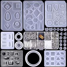siliconemoldresin, Joyería de pavo reales, Jewelry Making, resinmold