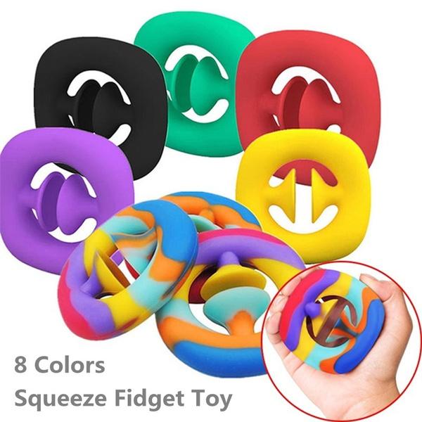 fidgetstoy, Toy, Silicone, gripstrength