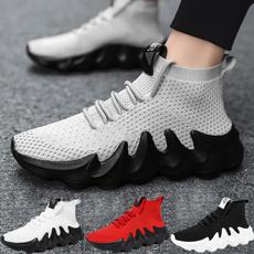 hightopsneaker, Sneakers, meshsportshoe, Casual Sneakers