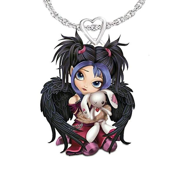 cute, Fashion, Angel, doll