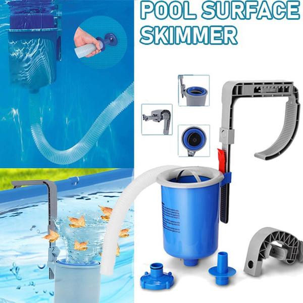 skimmer, leafcleaning, pool, debrisseparator