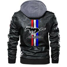 blackleatherjacket, leatherjacketcoat, Fashion, Coat