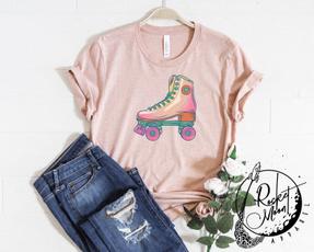 skating, rollerskate, Fashion, Shirt