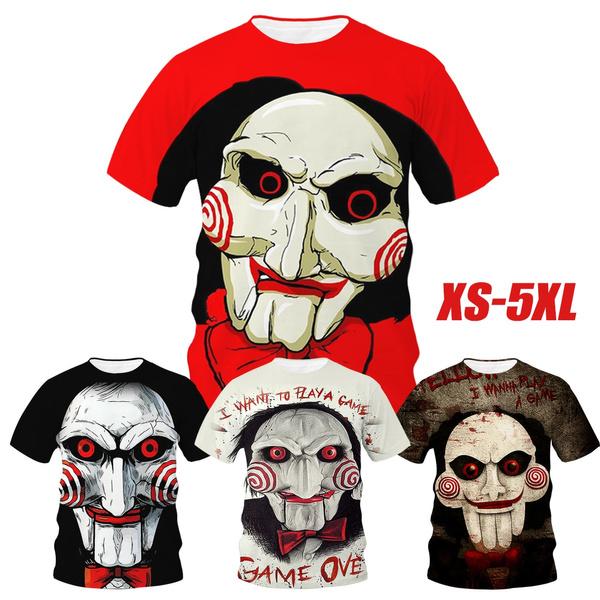 Mens T Shirt, Shirt, scary, unisex