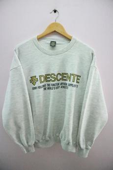 descente, Necks, big, Sweaters