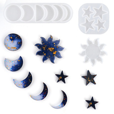mould, Star, Jewelry, Silicone