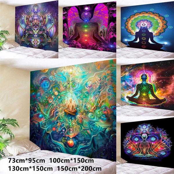 Yoga Mat, Wall Art, Home Decor, Family