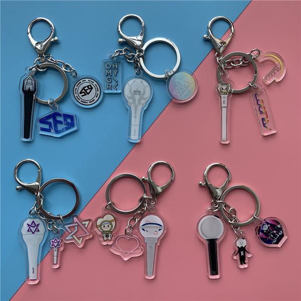 K-Pop, kpopfashion, Key Chain, Jewelry