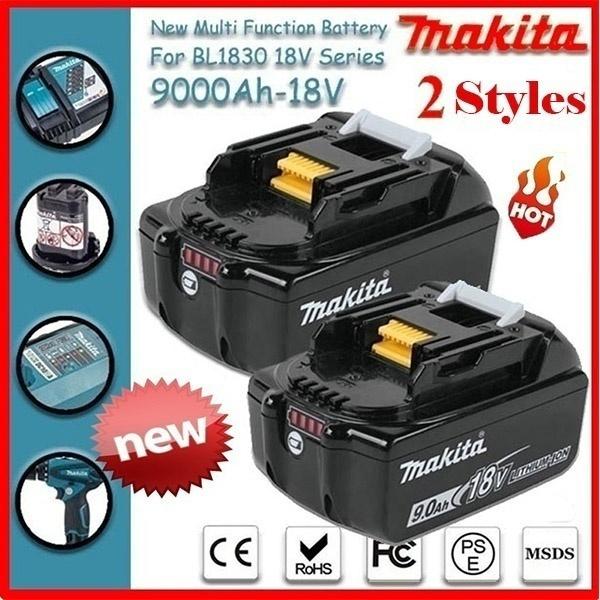 makitabl1860, drilltoolbattery, led, makitabattery