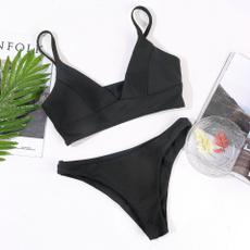 Summer, Fashion, bikini set, Waist