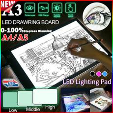 ledwritingboard, Box, led, usb