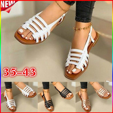 casual shoes, Summer, Outdoor, Flats shoes